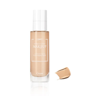 LIFTING ALAPOZÓ- LUMI LIFT LIQUID FOUNDATION  Árnyalat: Cream