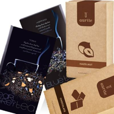 Különleges Tea és kávé csomag