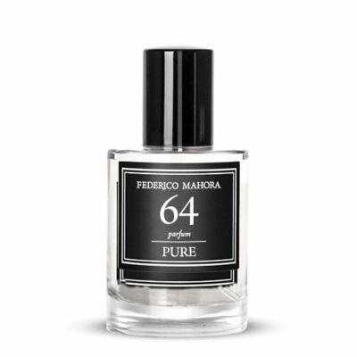FM64  GIORGIO ARMANI - Black Code FÉRFI parfüm-30ml