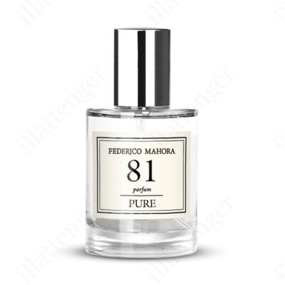 FM81 DONNA KARAN - DKNY Be Delicious NŐI PARFÜM-30ml