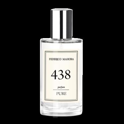 FM438-GIORGO ARMANI CODE-Cashmere női parfüm