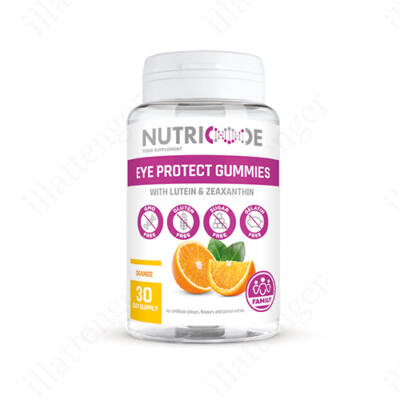 NUTRICODE- A SZEMVITAMIN-30db