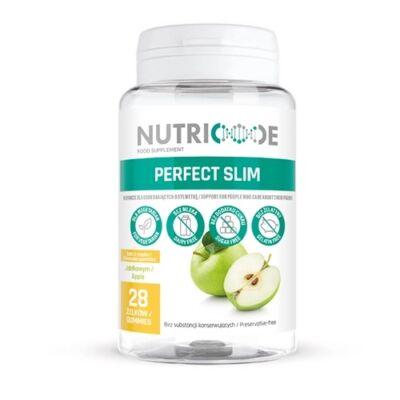 NUTRICODE- A TÖKÉLETES ALAKÉRT- étrendkiegészítő-28db
