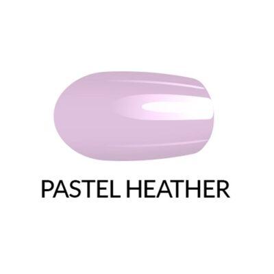 Gél hatású körömlakk - 11ml  Árnyalat pasztell lila