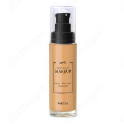IDEAL COVER EFFECT FOUNDATION-alapozó- árnyalat: TOFFEE-30ml