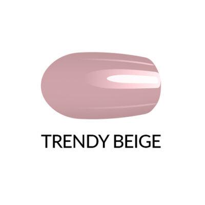 Körömlakk Gel Finish - Trendy Beige 11 ml
