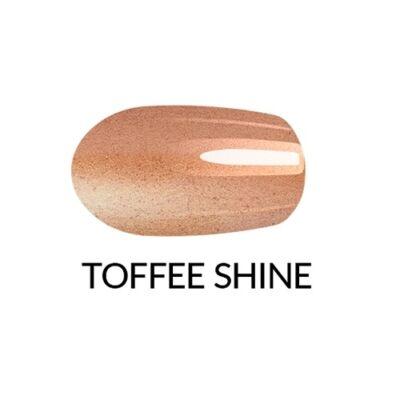 Gélhatású körömlakk- metálos toffee