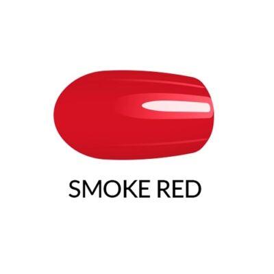 Gélhatású körömlakk- ferrari piros