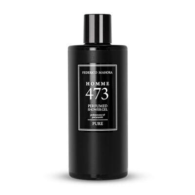 FM473– DIOR - Sauvage-szerű FÉRFI illatosított tusfürdő-300ml