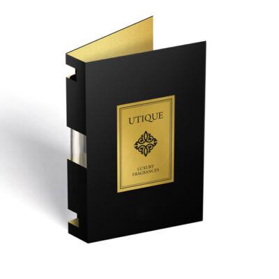 UTIQUE Black parfüm minta